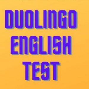 آزمون زبان انگلیسی دولینگو